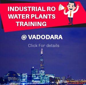 Water Plants Training